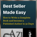 Get Free Training To Become A Bestselling Author