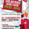MABOPA-JUALAN BUKU AKHIR TAHUN 2015!