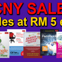 50 TITLES AT RM5 EACH!