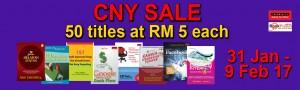 Promosi buku RM5